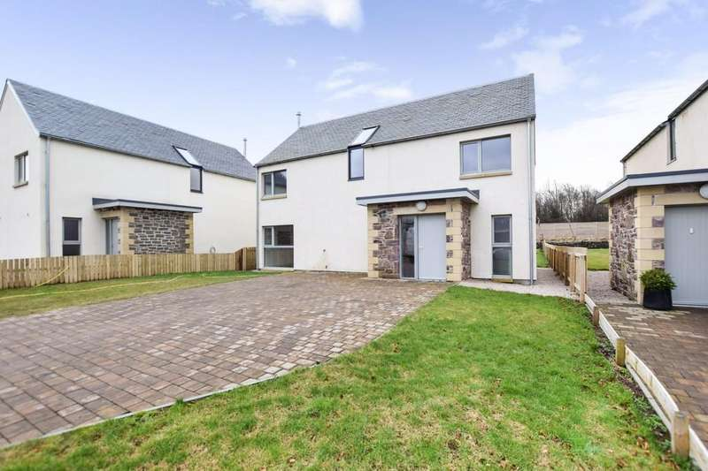 4 Bedrooms Detached House for sale in Newton Of Buttergrass, Blackford