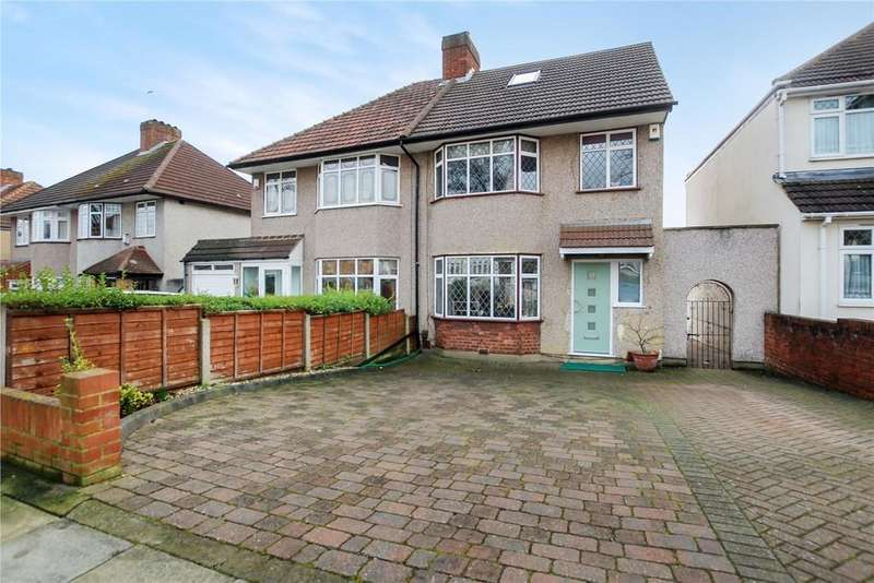 4 Bedrooms Semi Detached House for sale in Latham Road, Bexleyheath
