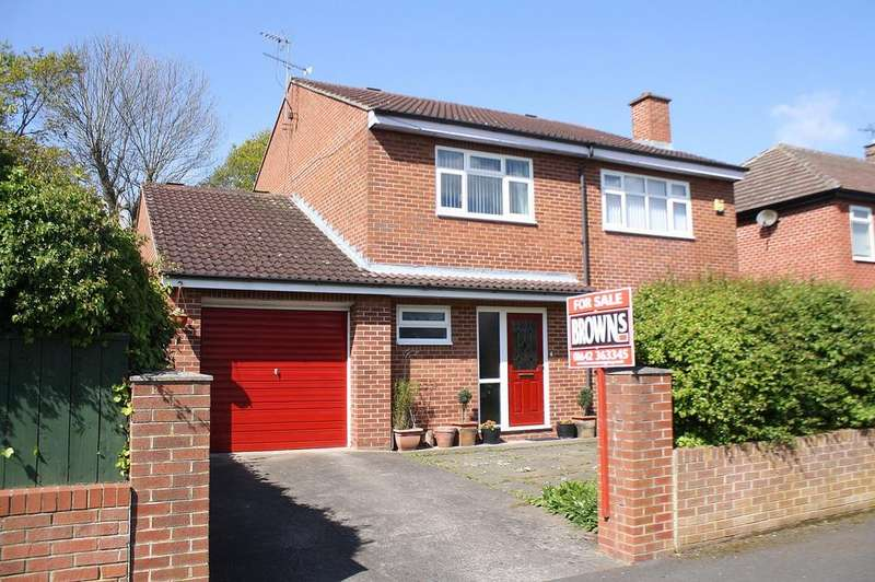 4 Bedrooms Detached House for sale in Countisbury Road, Norton, TS20