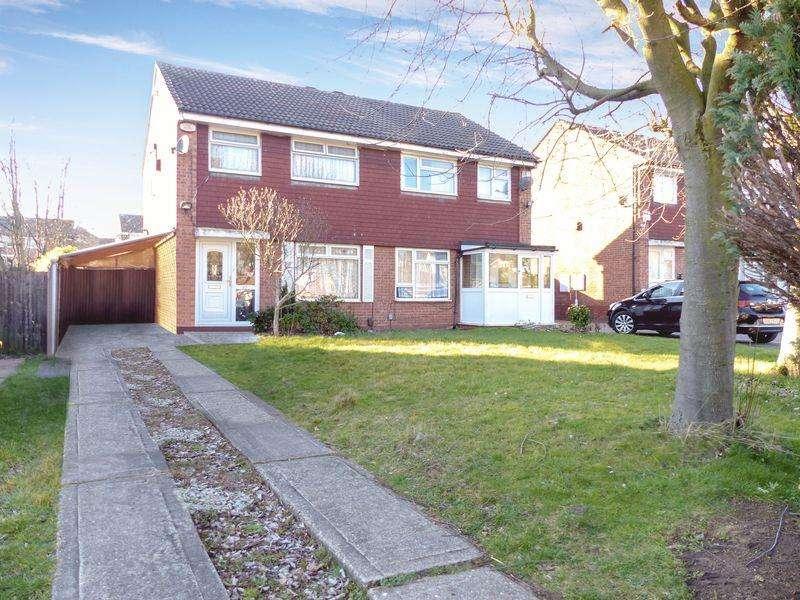 3 Bedrooms Semi Detached House for sale in Villa Street, Lozells, Birmingham