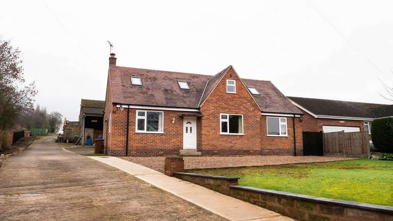 5 Bedrooms Detached House for sale in Markfield Lane, Botcheston, Leicestershire, LE9