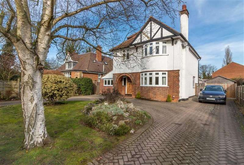 5 Bedrooms Detached House for sale in Benslow Lane, Hitchin, SG4