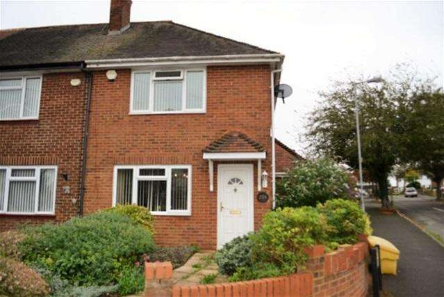 2 Bedrooms Semi Detached House for sale in Broxley Mead, Leagrave, Luton