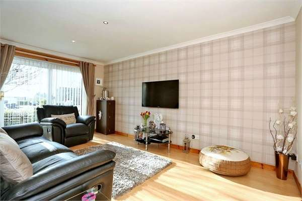2 Bedrooms Detached Bungalow for sale in Townhead Drive, Inverurie, Aberdeenshire