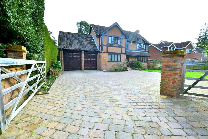 4 Bedrooms Detached House for sale in Carroll Avenue, Ferndown, BH22