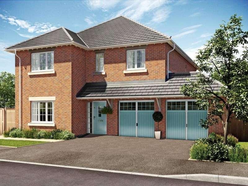 4 Bedrooms Detached House for sale in Darley Heanor Road, Smalley, Ilkeston, Derbyshire, DE7