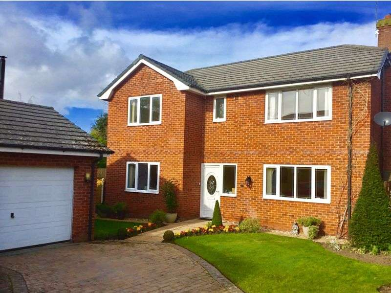 4 Bedrooms Property for sale in Keel Hey, Willaston, Cheshire