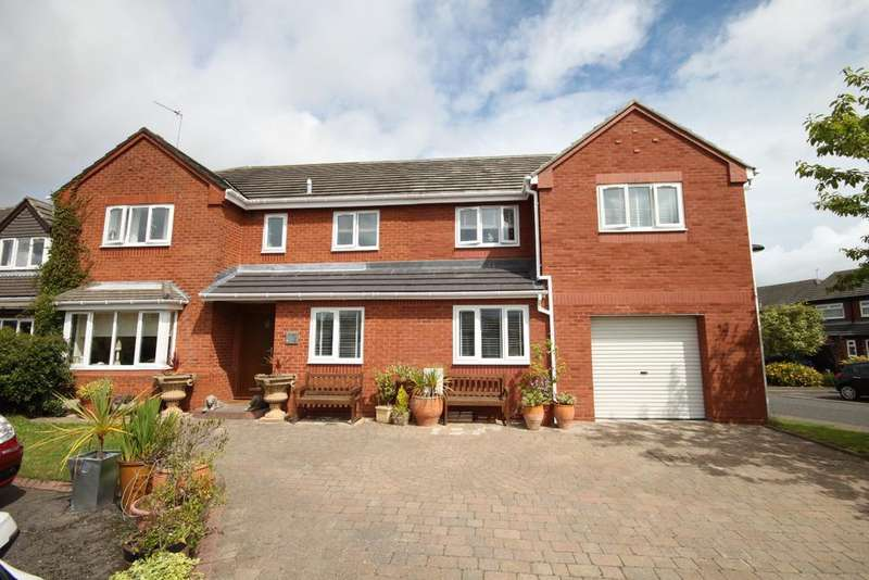 5 Bedrooms Detached House for sale in Fairways, West Monkseaton, Whitley Bay, NE25