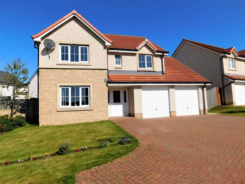 4 Bedrooms Detached House for sale in 3 Shin Way, Dunfermline