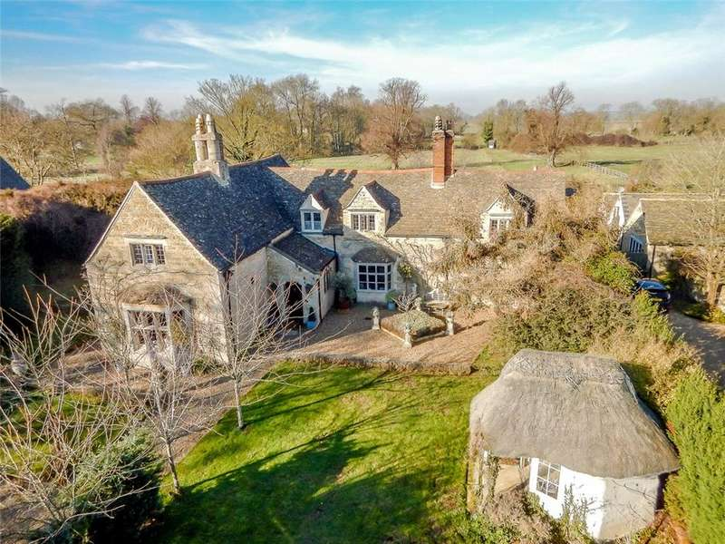 5 Bedrooms Detached House for sale in Main Street, Greatford, Stamford, PE9