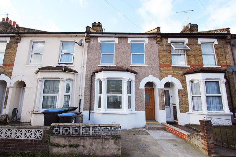 3 Bedrooms Terraced House for sale in Haselbury Road, Edmonton, N18