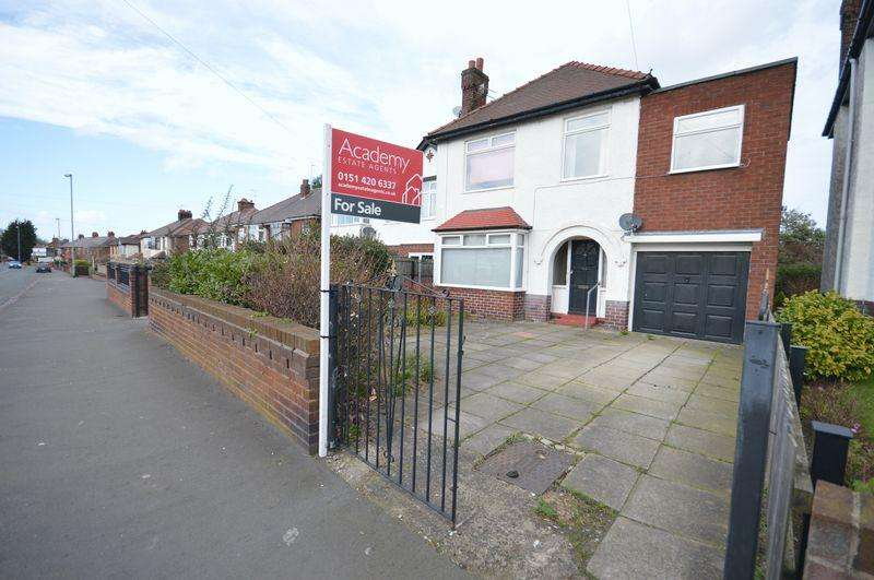 4 Bedrooms Detached House for sale in Liverpool Road, Widnes