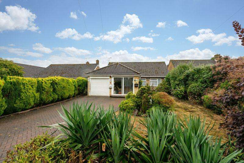 3 Bedrooms Detached Bungalow for sale in Backing Onto Fields, Kensworth