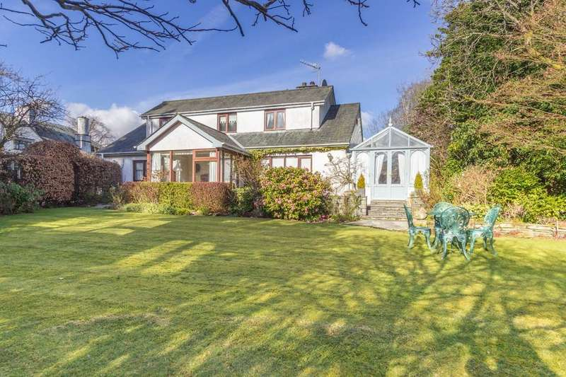 3 Bedrooms Detached House for sale in Fairways House, Birthwaite Road, Windermere