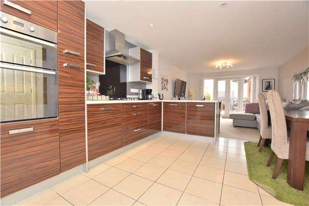 3 Bedrooms Terraced House for sale in Whitefield Road, St. George, BS5 7DW