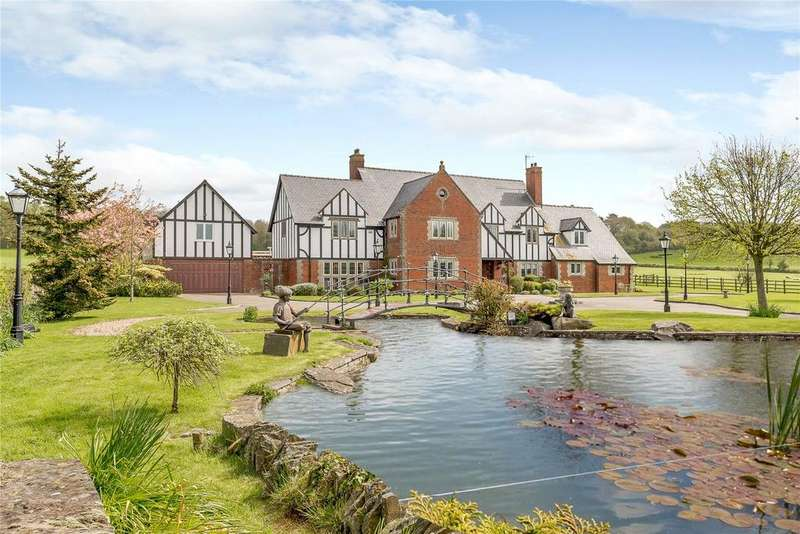 6 Bedrooms Detached House for sale in Tynycaeau Lane, Porthcawl, Mid Glamorgan, CF36