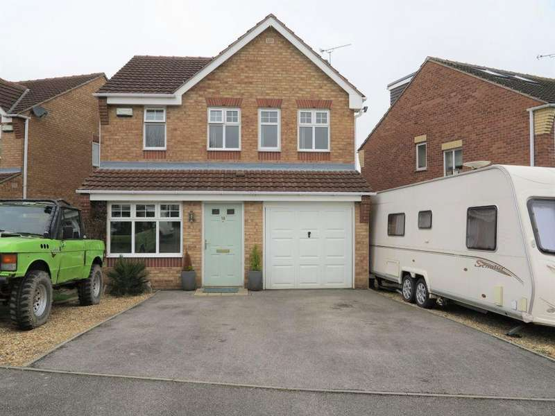 3 Bedrooms Detached House for sale in Rangewood Road , South Normanton , Derbyshire, DE55 3BS