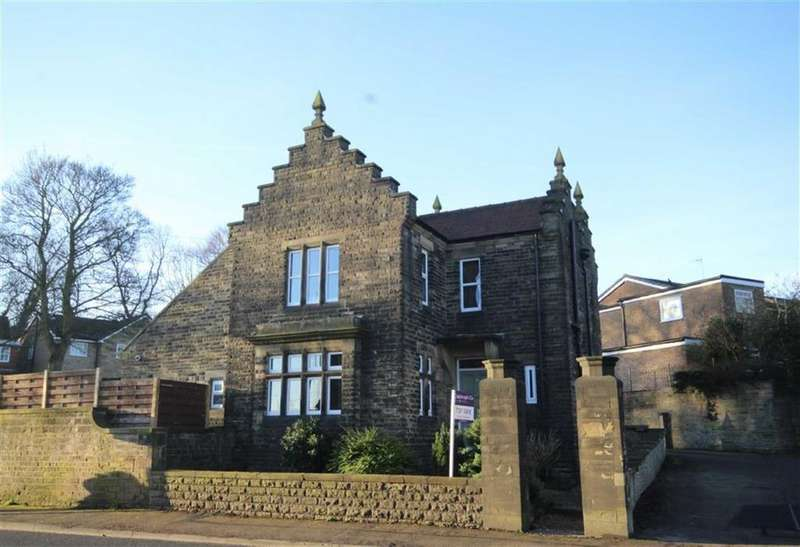 4 Bedrooms Detached House for sale in Oxford Road, Gomersal, West Yorkshire