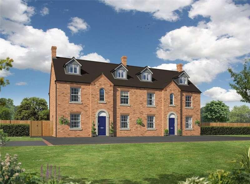 5 Bedrooms Semi Detached House for sale in Plot 6, Kynaston Place, Birch Road, Ellesmere