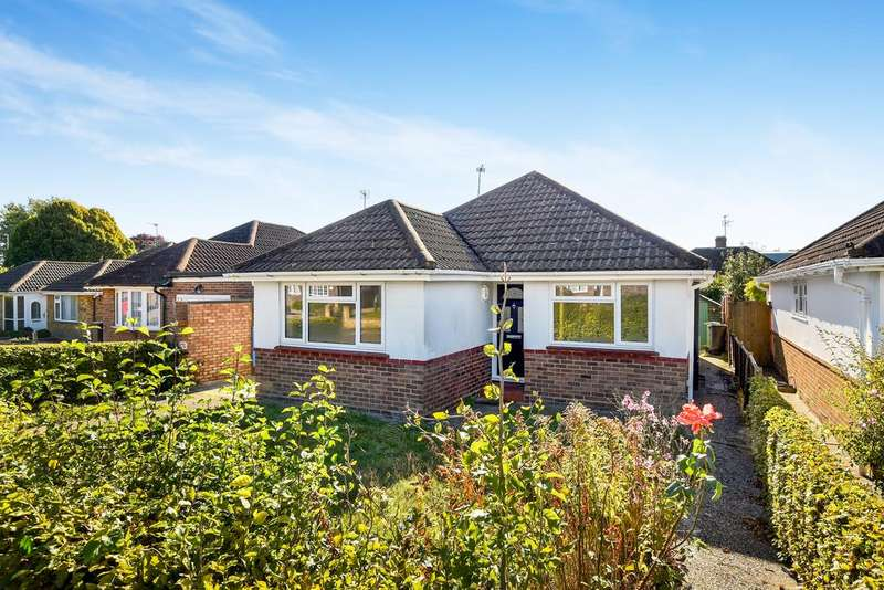 3 Bedrooms Bungalow for sale in Pheby Road, Basingstoke, Hampshire, RG22