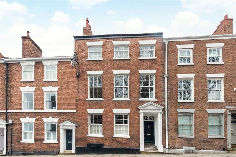 4 Bedrooms Terraced House for sale in Watergate Street, Chester, CH1