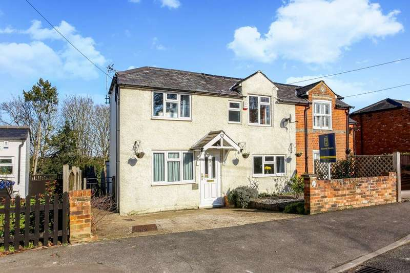 3 Bedrooms Semi Detached House for sale in Oriental Road, Sunninghill