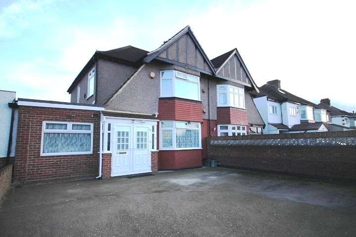5 Bedrooms Semi Detached House for sale in Great South West Road, Hounslow, TW4