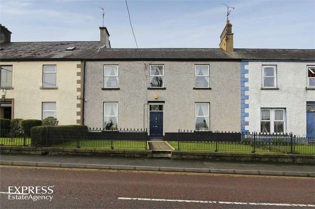 4 Bedrooms Terraced House for sale in Circular Road, Dungannon, County Tyrone