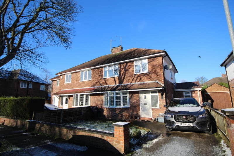 3 Bedrooms Semi Detached House for sale in Woodlands Drive, Hoole, Chester