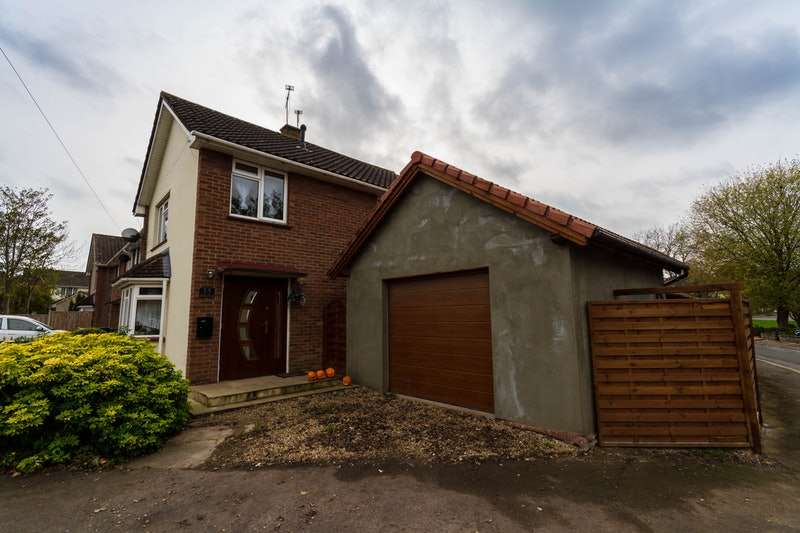 3 Bedrooms End Of Terrace House for sale in Dibden Road, Bristol, Somerset, BS16