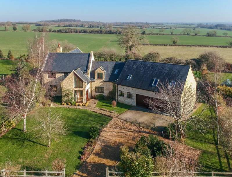 6 Bedrooms House for sale in Tannery Lane, Odell, Bedford