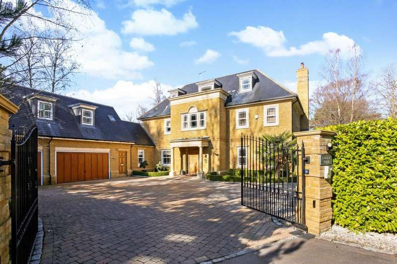 7 Bedrooms Detached House for sale in Sunning Avenue, Sunningdale