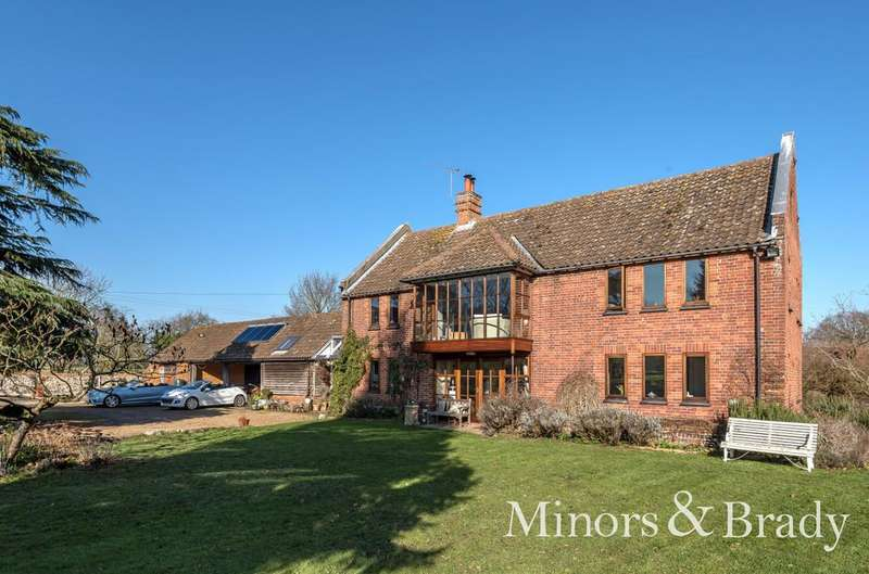 4 Bedrooms Barn Conversion Character Property for sale in Long Lane, Hoveton