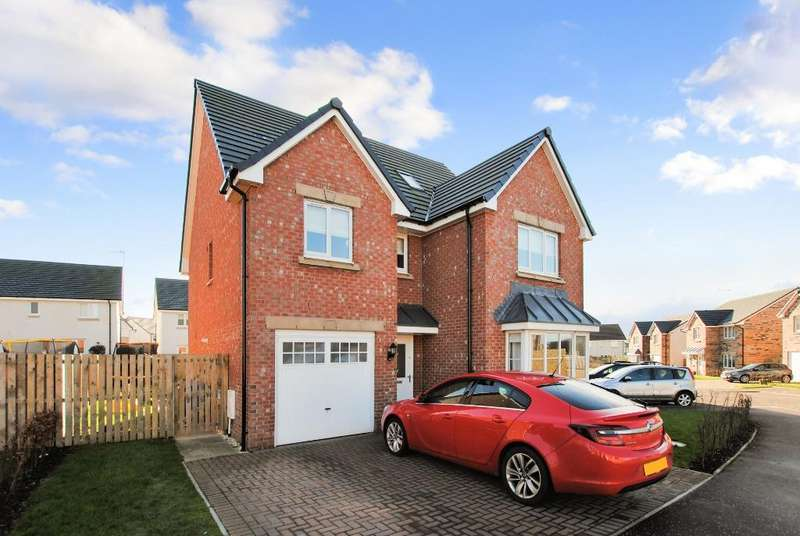 5 Bedrooms Detached House for sale in Sherrington Drive, Troon, South Ayrshire, KA107FS