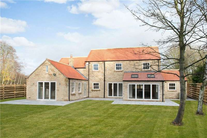 5 Bedrooms Detached House for sale in Boroughbridge Road, Kirk Deighton, Wetherby, North Yorkshire, LS22
