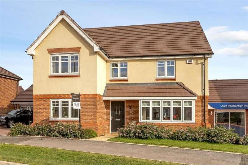 4 Bedrooms Detached House for sale in Bloxham Way, Radford Semele, Leamington Spa, Warwickshire