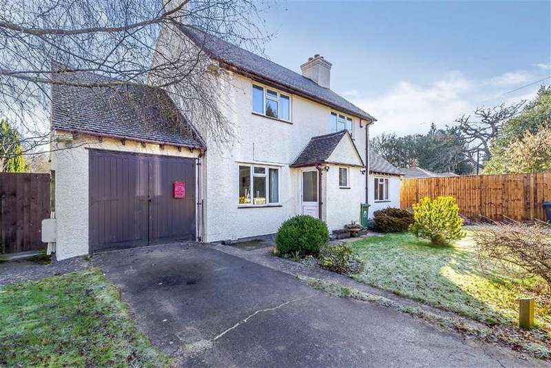 3 Bedrooms Detached House for sale in Parkend Road, Bream, Gloucestershire
