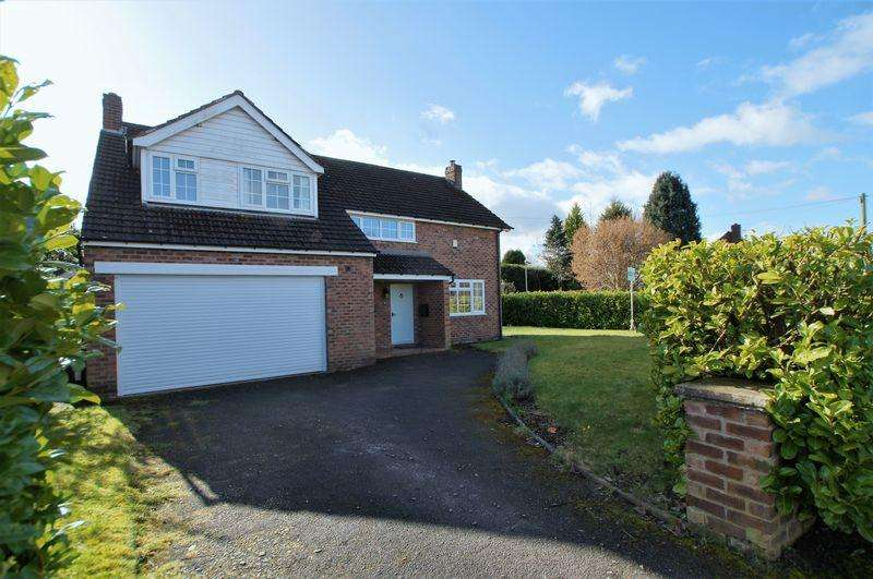 5 Bedrooms House for sale in Brooklands Drive, Goostrey
