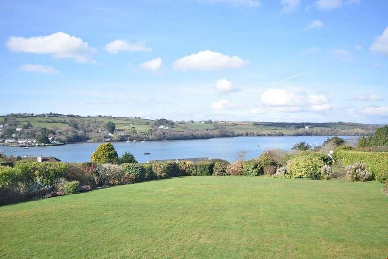 4 Bedrooms Detached House for sale in Restronguet Point, Feock, Near Truro