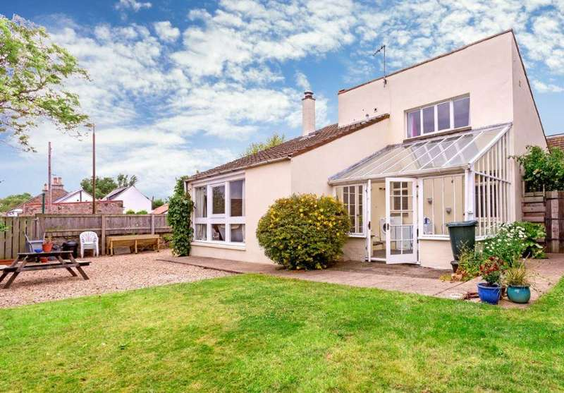 6 Bedrooms Detached House for sale in Rowen and Willow Cottage, Haddington Road, Aberlady, East Lothian, EH32 0RX