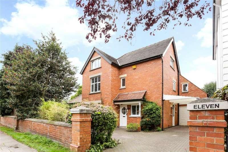 5 Bedrooms Detached House for sale in Eldon Road, Cheltenham, Gloucestershire, GL52