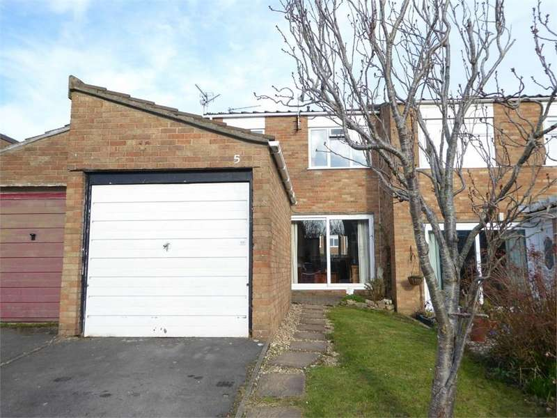 3 Bedrooms Terraced House for sale in Cedar Close, Chepstow