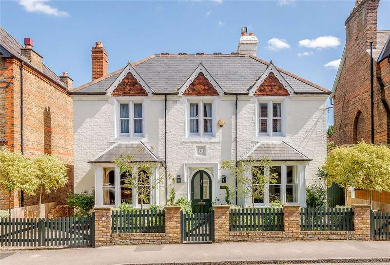 5 Bedrooms Detached House for sale in Frances Road, Windsor, Berkshire, SL4