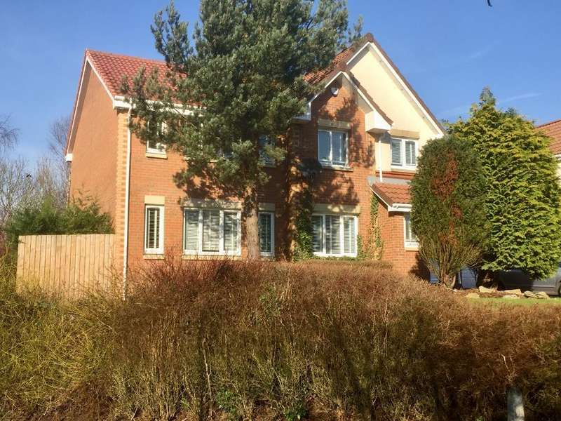 4 Bedrooms Detached Villa House for sale in John Marshall Drive, Bishopbriggs, Glasgow, G64 2SZ