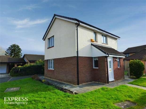 3 Bedrooms Detached House for sale in Freshfields, Lea, Preston, Lancashire