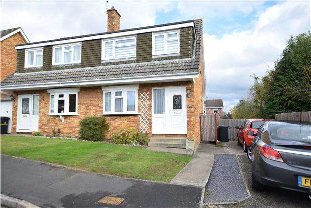 3 Bedrooms Semi Detached House for sale in Highdale Close, BRISTOL, BS14 0JS
