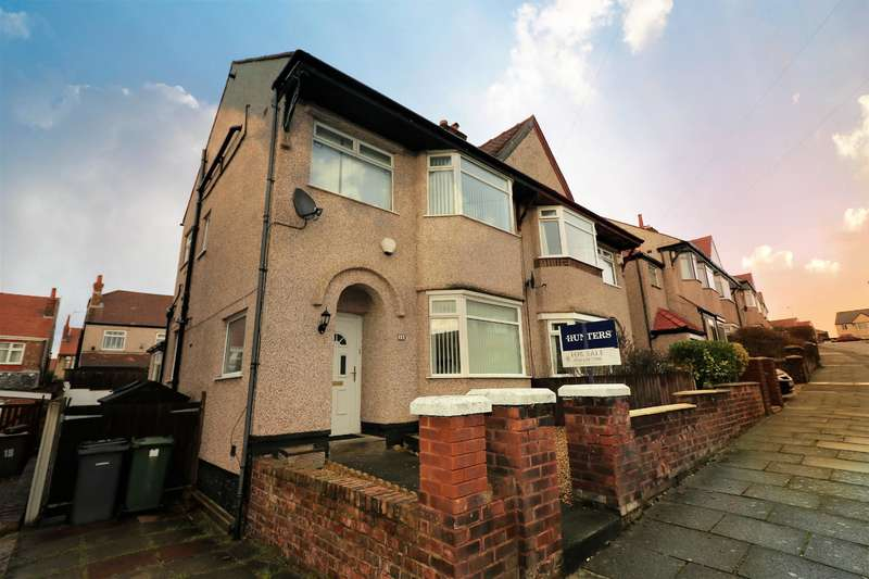 3 Bedrooms Semi Detached House for sale in Paignton Road, Wallasey, CH45 6TT