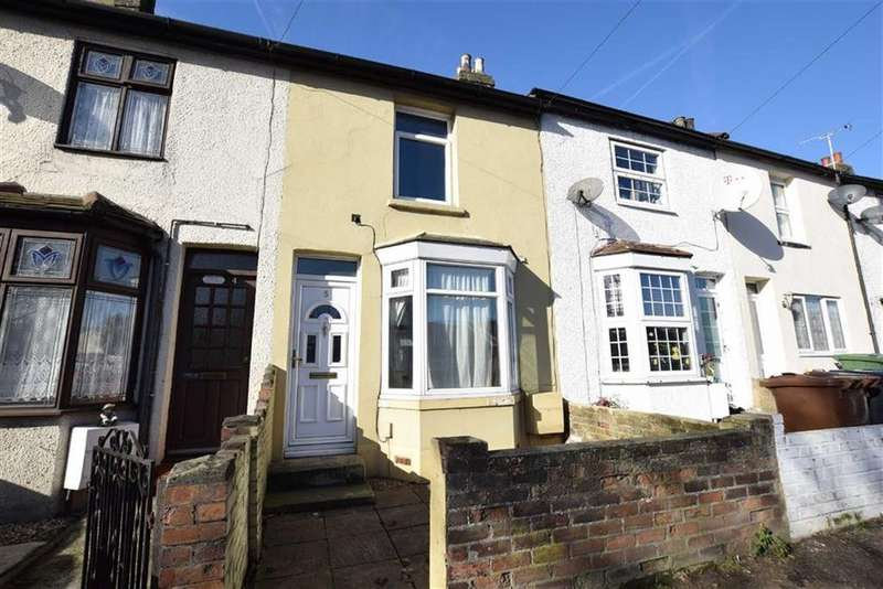 3 Bedrooms Terraced House for sale in Mill Lane, Grays, Essex