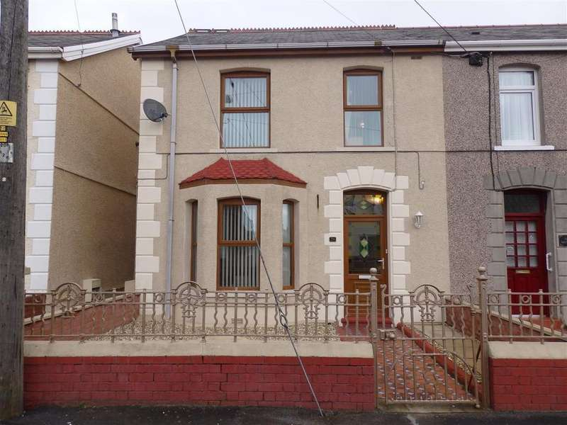 3 Bedrooms House for sale in Ashburnham Road, Pembrey, Burry Port