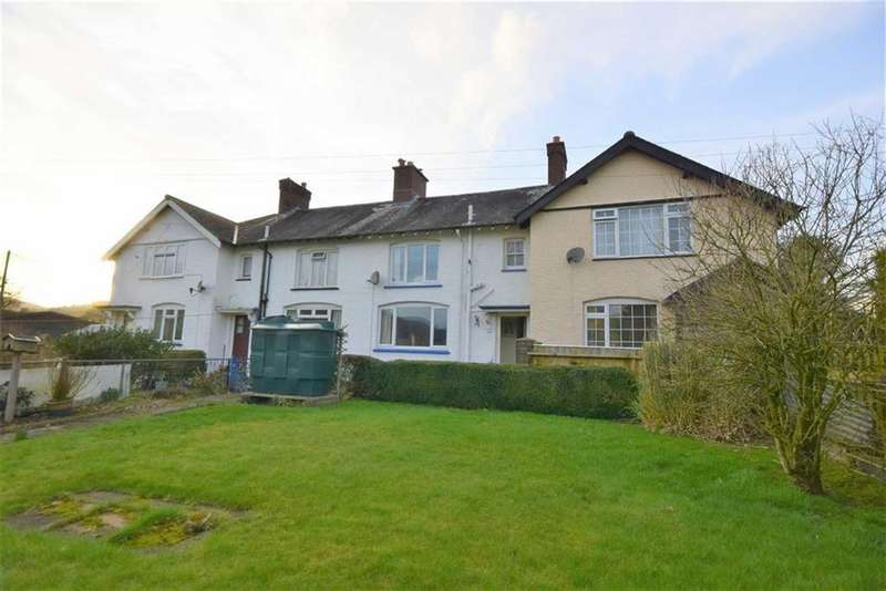3 Bedrooms Terraced House for sale in 3, Dolybont, Llanbrynmair, Powys, SY19
